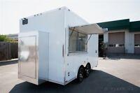 2017 Stealth Liberty AL FRESCO concession trailer