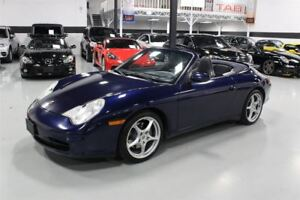 2002 Porsche 911 CARRERA CABRIOLET | LOCAL CAR | CLEAN CARPROOF