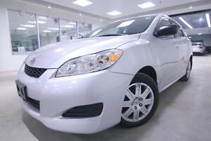 2013 Toyota Matrix BASE, POWER GROUP, NO ACCIDENTS, ONE OWNER, S