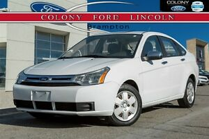 2008 Ford Focus JUST TRADED IN, CERT & E-TESTED1