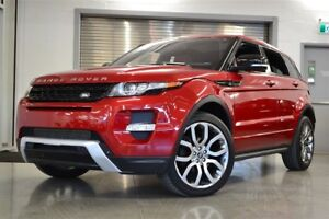 2013 Land Rover Range Rover Evoque Dynamic *Tech pack + Climate