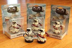 Japanese import Famicom R.O.B. Amiibo Nintendo Super Smash Bros