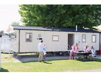 Private and park Static caravans for sale, on stunning site with beach access!