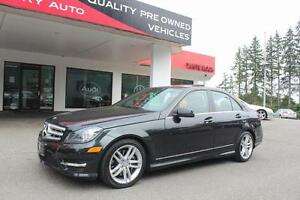 2013 Mercedes-Benz C-Class C300 - Local  !