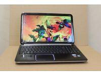 "HP DV6 Entertainment 15.6"" Laptop: Beats auido . 4 GB RAM, 500gb Good condition"