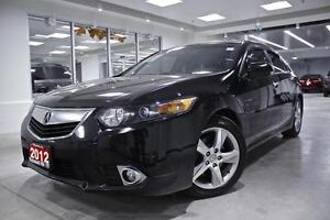 2012 Acura TSX Premium Pkg, LEATHER, ROOF, ALLOYS, ONE OWNER, NO