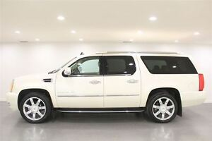 2013 Cadillac Escalade ESV Leather| Sunroof| Captians| PST Paid Regina Regina Area image 5