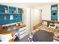 Students only - studio with private kitchen & bathroom and gym & pool access