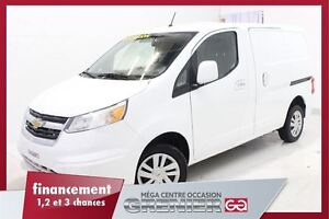 2015 Chevrolet City Express 1LS* A/C+ BLUETOOTH+ VITRE ÉLECTRIQU