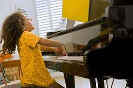 Experienced and welcoming Piano Teacher in Bishopston. Just off Gloucester Rd.