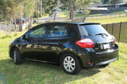 2010 Toyota Corolla Hatchback Wilberforce Hawkesbury Area Preview
