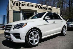 2014 Mercedes-Benz M-Class ML350 BlueTEC 4MATIC Financement Disp