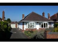 3 bedroom house in Craigmoor Ave, Bournemouth, BH8 (3 bed)