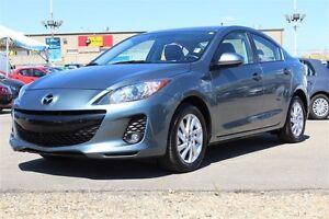 2013 Mazda MAZDA3 GS LUXURY SKYACTIV LEATHER LOADED *CERTIFIED P