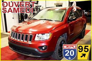 2012 Jeep Compass NORTH * TOIT * 4X4 * AUTO