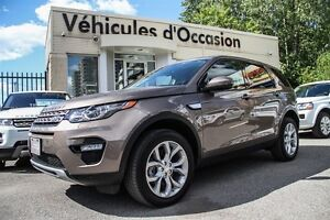 2015 Land Rover Discovery Sport HSE Financement 2.9%