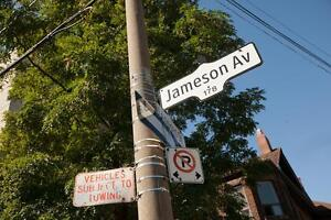 One Bedroom Suites Jameson Avenue for Rent - 177 Jameson Avenue