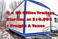 2015 Offices To Go office trailer