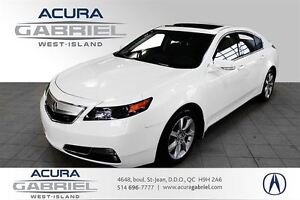 2013 Acura TL AUTO CUIR+TOIT OUVRANT+BLUETOOTH+++