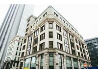 Liverpool Street (EC3A) Private and Shared Office Space for up to 83 people, flexible