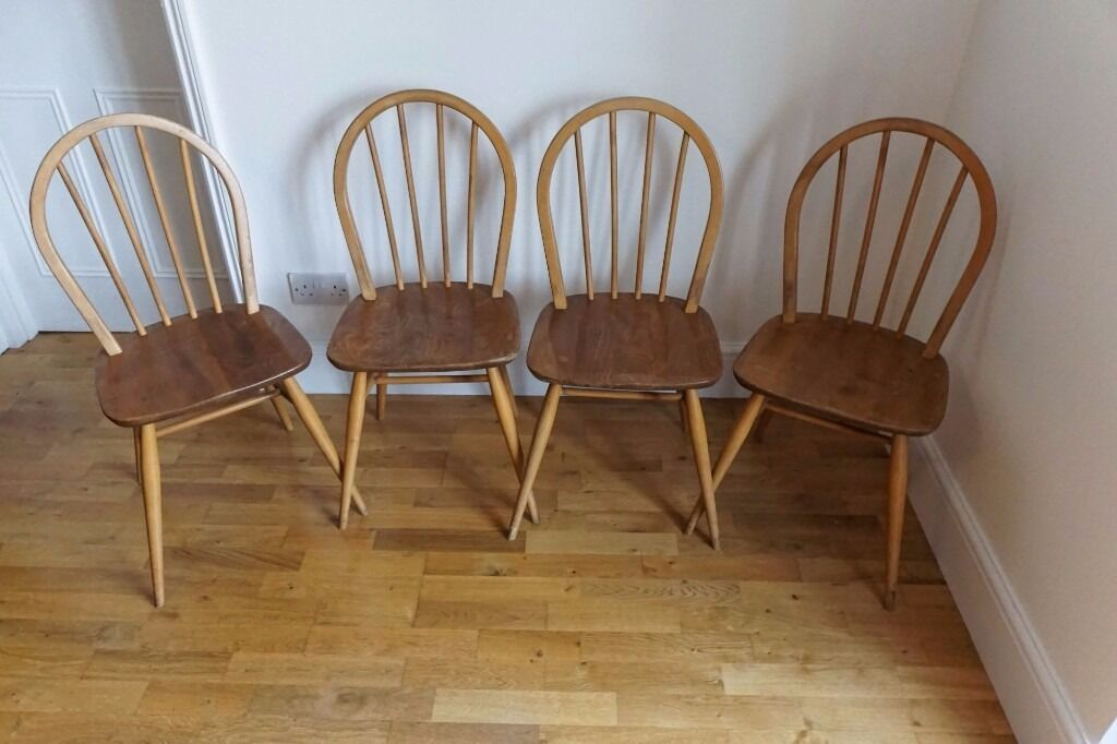 Solid Wood Dining Chairs Gumtree