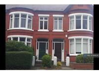 4 bedroom house in Heathfield Road, Liverpool, L15 (4 bed)
