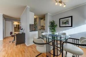 Best of Edmonton - River Valley & Downtown! One Bdrm Furnished!