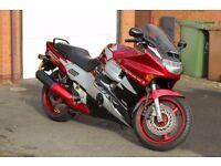 Honda CBR1000F, good condition, August MOT, recent tyres+battery