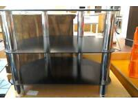 Small glass television stand #33449 £20
