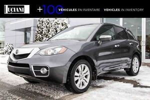 2011 Acura RDX Base w/Technology Package