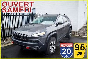 2016 Jeep Cherokee TRAILHAWK * 4X4 * HITCH * V6