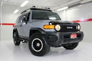 2013 Toyota FJ Cruiser 4WD TRAIL TEAMS SPECIAL EDITION
