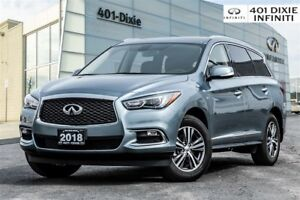 2018 Infiniti QX60 Premium Package! 360 Cam! Navi! Remote Start!
