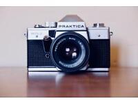 Praktica MTL3 35mm film camera