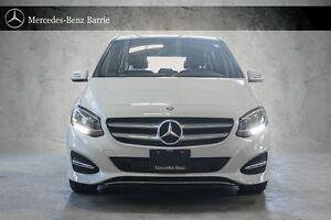 2015 Mercedes-Benz B-Class Sports Tourer