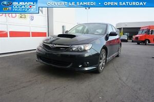 2010 Subaru WRX 265HP Limited CUIR+TOIT.OUVRANT+MAGS