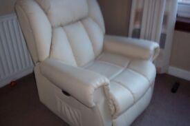 Massage Recliner Chair - New