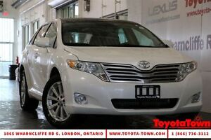 2011 Toyota Venza AWD PREMIUM PACKAGE LEATHER