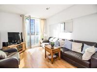 1 bedroom flat in City Tower, Canary Wharf