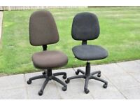 OFFICE CHAIRS - CHOICE OF 3