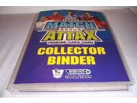 Match Attax Bundle 200+ cards includng limited editions