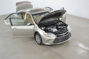 2017 Toyota Camry XLE 2.5L GPS*Cuir*Toit*Demarreur a Distance