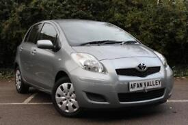Toyota Yaris Tr VVT-I 5dr **1 LADY OWNER** (silver) 2009