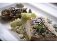 Enthusiastic Commis Chef for busy gastro pub, £8-£8.50 + service & tips
