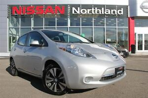 2014 Nissan LEAF SL/ Bluetooth/Nav/Leather/Back Up Cam