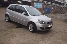 Ford Fiesta - 1.4 - Zetec Blue Edition- High Spec - £2500 ONO - 3dr - Low Mileage