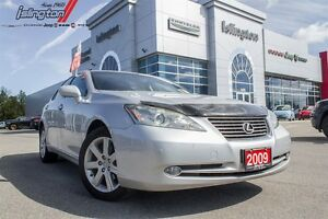 2009 Lexus ES 350 Base- Nav, Leather, Sunroof