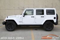 2012 Jeep WRANGLER UNLIMITED Rubicon - Leather - Navi - 6 Speed