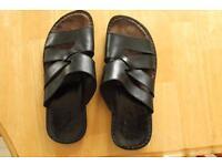 Tsonga (South Africa) men's sandals