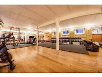 Personal Training Studio To Hire